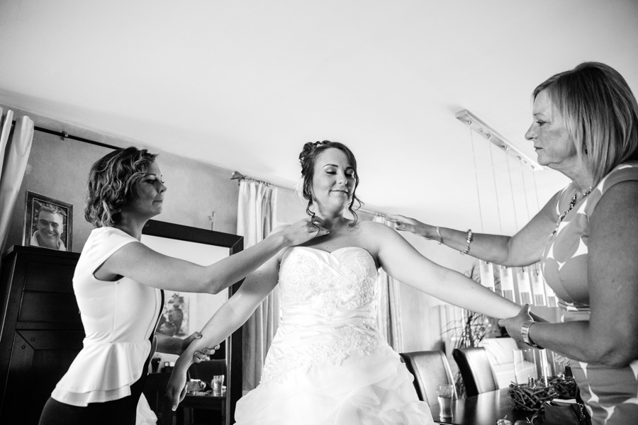 Samantha en Joep bruiloft Kasteel Terworm 008