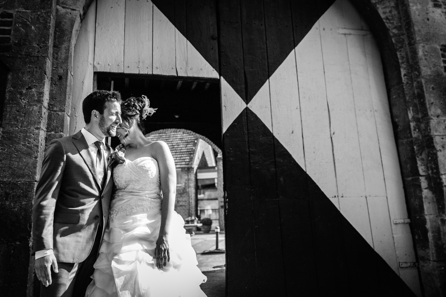 Samantha en Joep bruiloft Kasteel Terworm 031