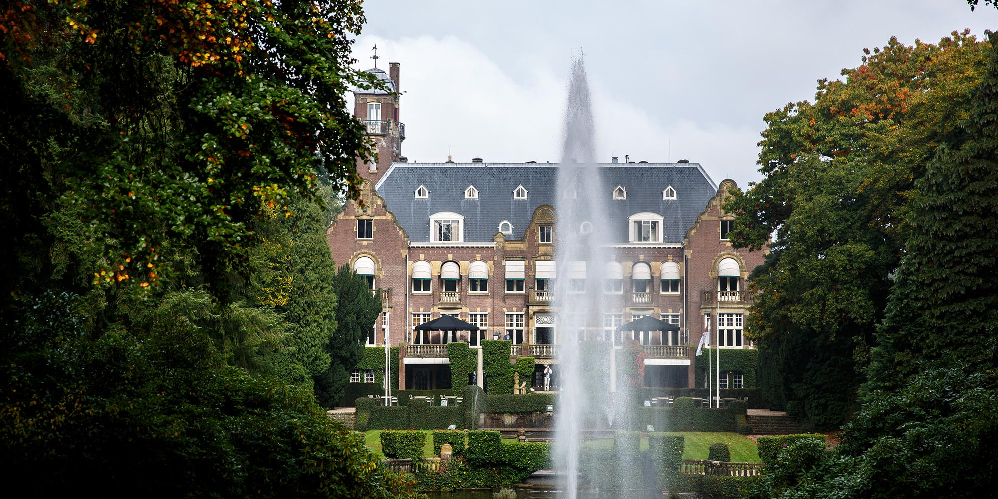 A Dutch American wedding in the Autumn at Kasteel Hooge Vuursche