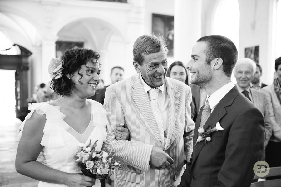 Ellen en Wim Leuven Belgie bruiloft Evert Doorn 19