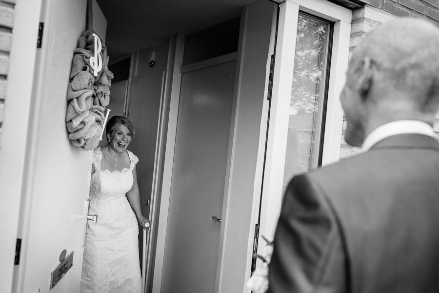 bruiloft trouwfotograaf Spaarndam en Velsen Villa Zomerdijk 11
