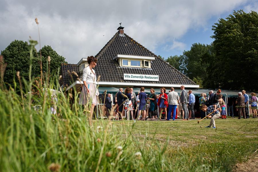 bruiloft trouwfotograaf Spaarndam en Velsen Villa Zomerdijk 28