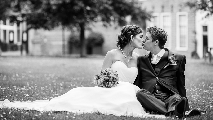 trouwfotografie bruidsfotografie Groningen Paalkoepel en Pepergasthuiskerk 12