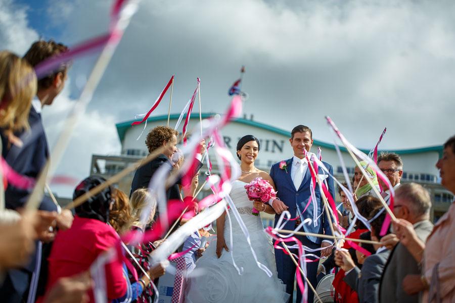 015Bruidsfotografie Noordwijk Huis ter Duin en Klooster trouwfotograaf Evert Doorn
