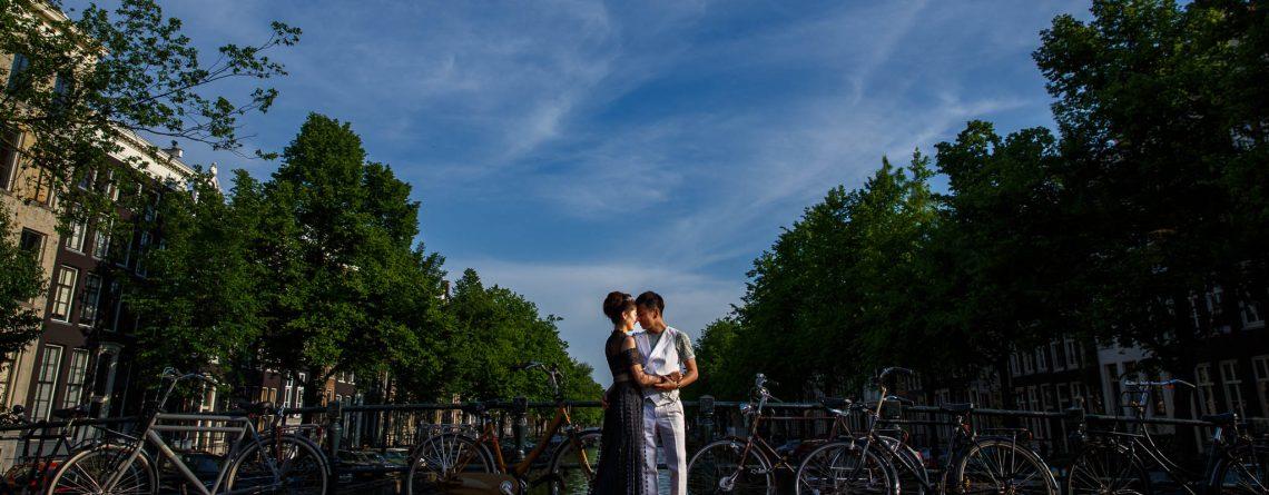 Chinese engagement shoot castle de Haar Amsterdam Holland Netherlands wedding photographer Evert Doorn 13