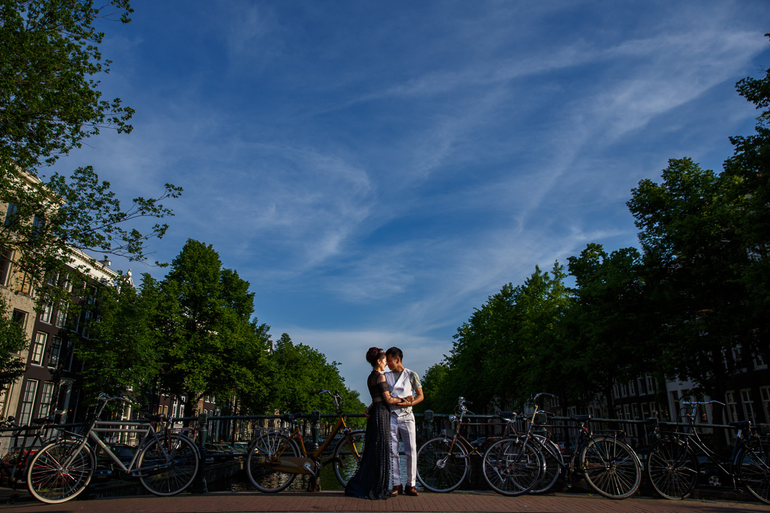 Chinese engagement shoot castle de Haar Amsterdam Holland Netherlands wedding photographer Evert Doorn 14