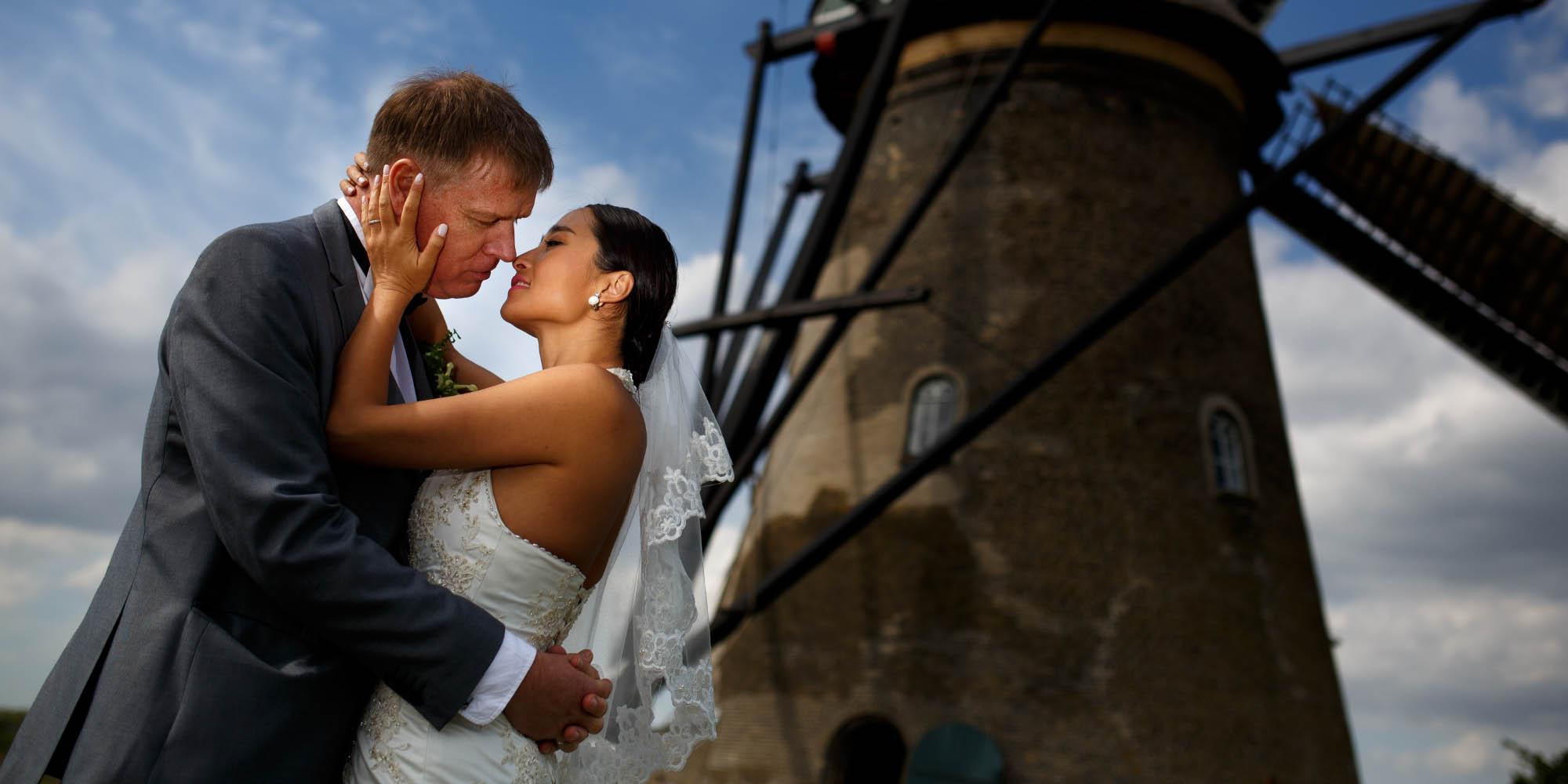 dutch wedding schoonhoven kinderdijk