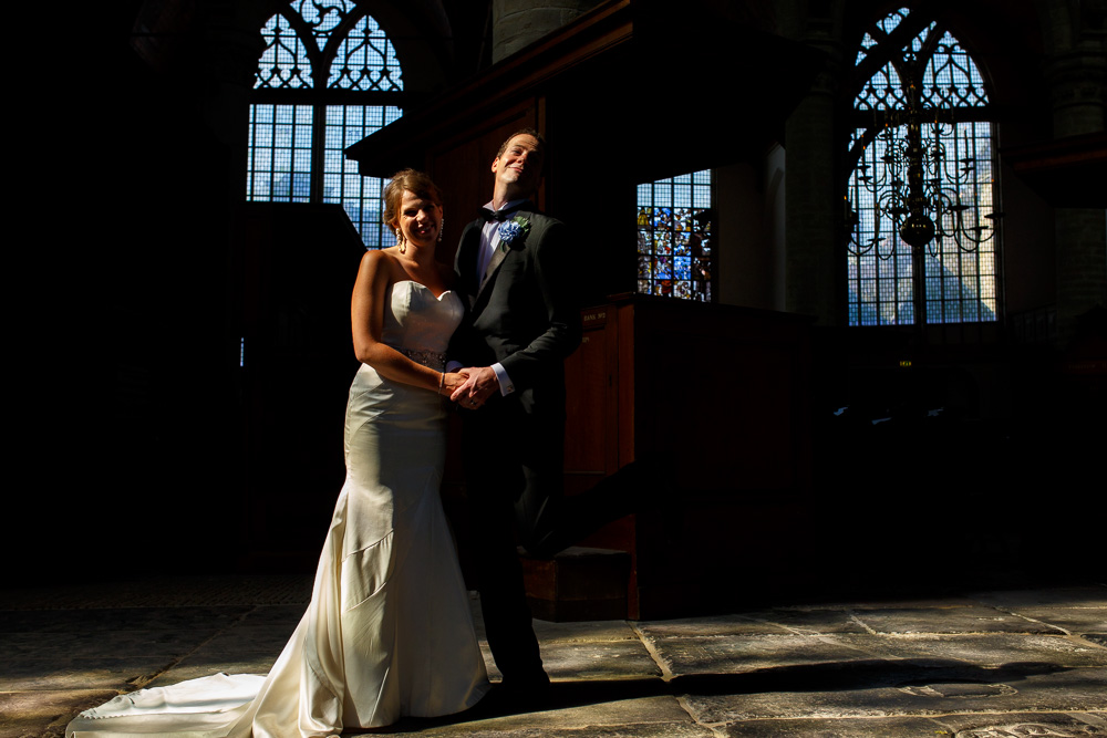 wedding McLean Alice Amsterdam Oude Kerk Tolhuis Evert Doorn Photography 13