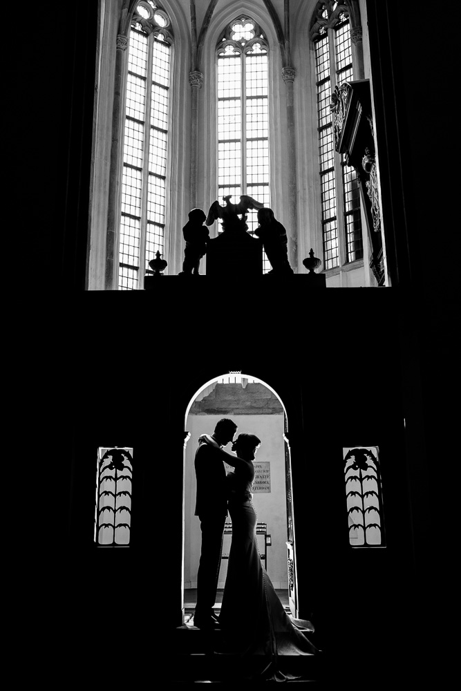 wedding McLean Alice Amsterdam Oude Kerk Tolhuis Evert Doorn Photography 14