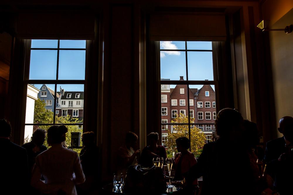 wedding photography Waldorf Astoria Amsterdam hotel 12