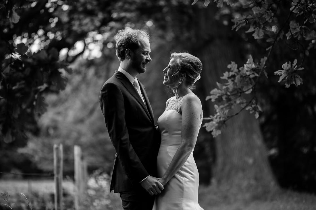wedding at Landgoed Waterland the Netherlands by wedding photographer Evert Doorn 06