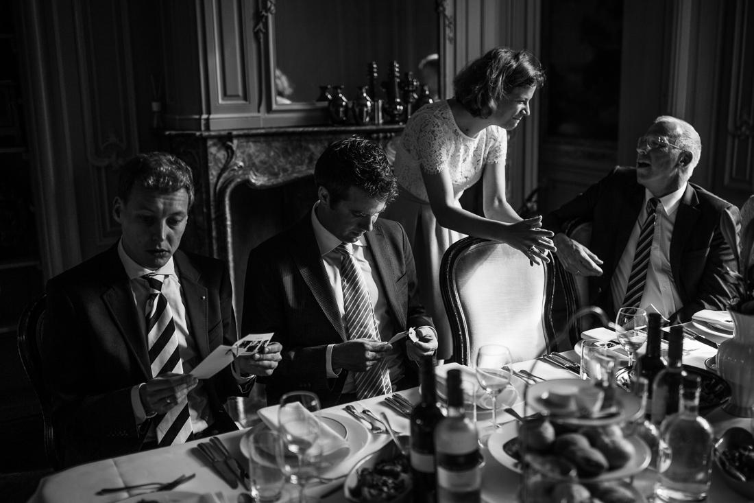 wedding at Landgoed Waterland the Netherlands by wedding photographer Evert Doorn 20