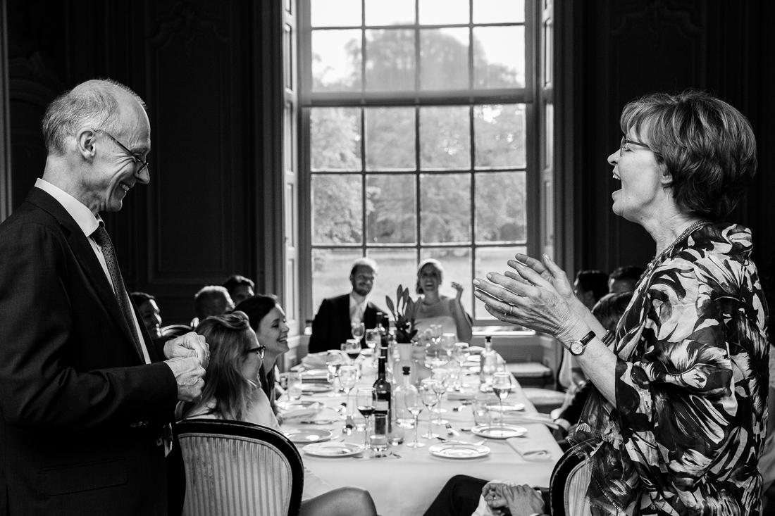wedding at Landgoed Waterland the Netherlands by wedding photographer Evert Doorn 23