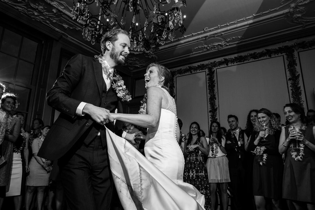 wedding at Landgoed Waterland the Netherlands by wedding photographer Evert Doorn 26