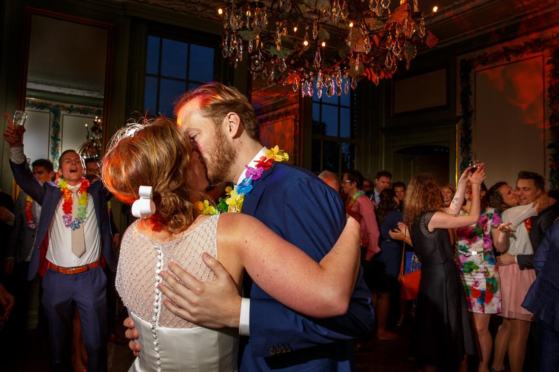 wedding at Landgoed Waterland the Netherlands by wedding photographer Evert Doorn 27