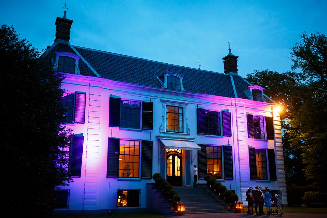 wedding at Landgoed Waterland the Netherlands by wedding photographer Evert Doorn 29