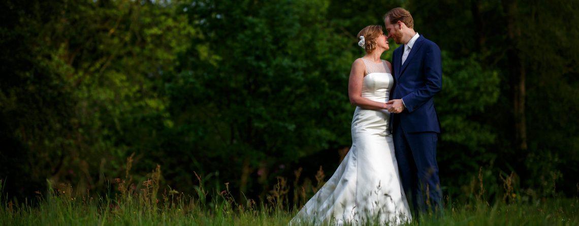 wedding landgoed waterland