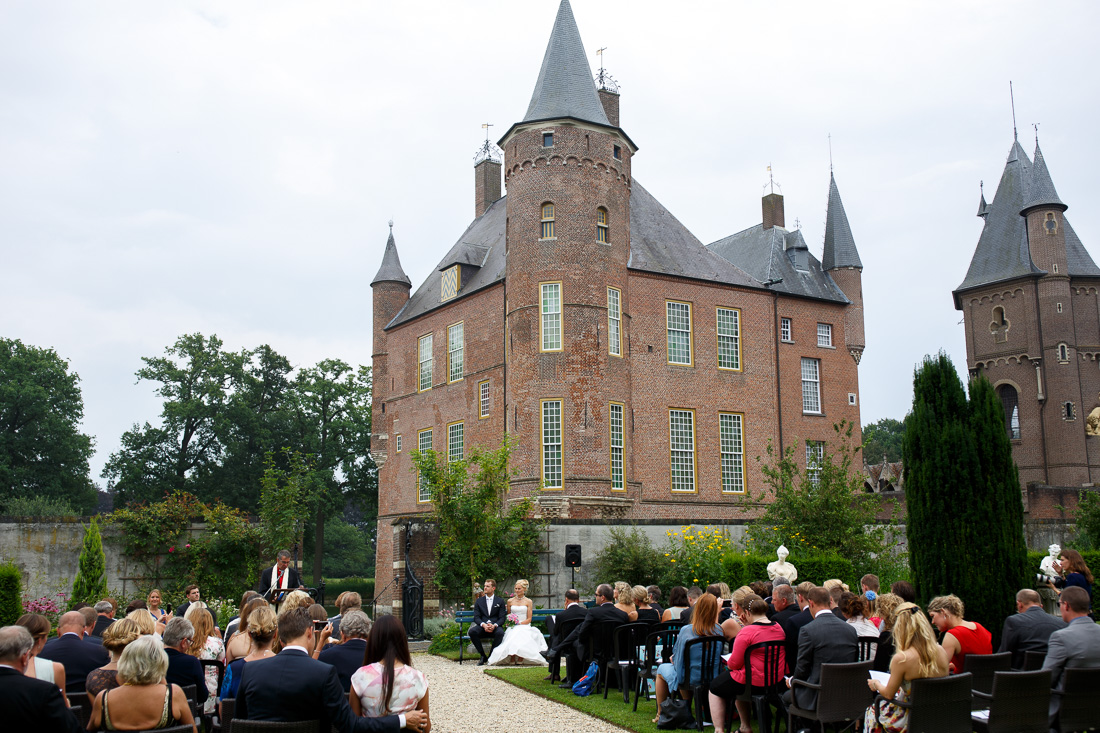international wedding at castle kasteel Heeswijk 12