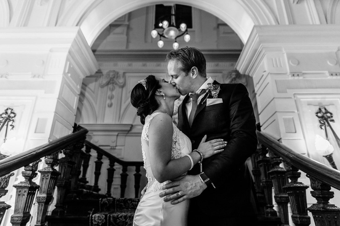wedding Haarlem Amsterdam Amstel Hotel photographer 28